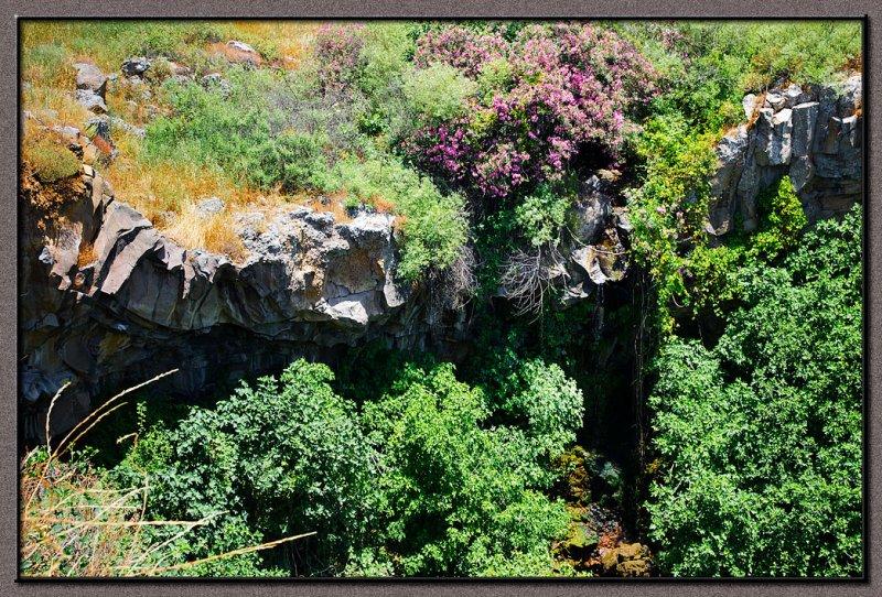 Golan hights - Ayit falls