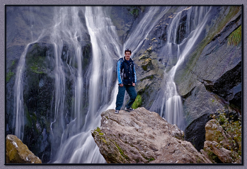 Waterfalls in Ireland