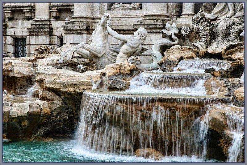 Rome, Trevi
