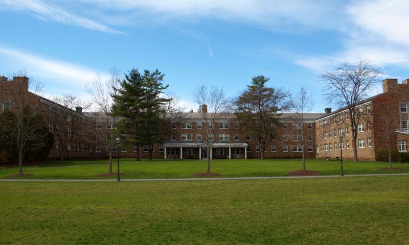 A really big hall
