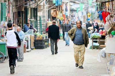 Old city - Nablus