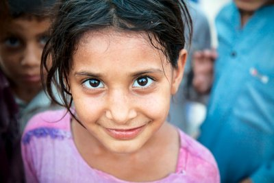 Girl - Pabbi, NWFP, Pakistan