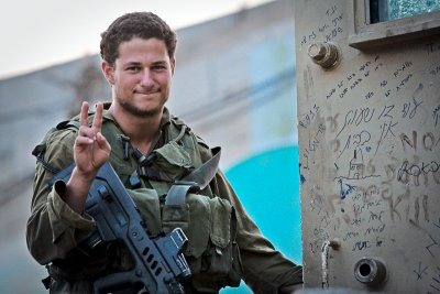 Peace or victory? - Hebron