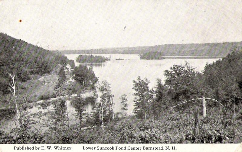 Lower Suncook - 1914