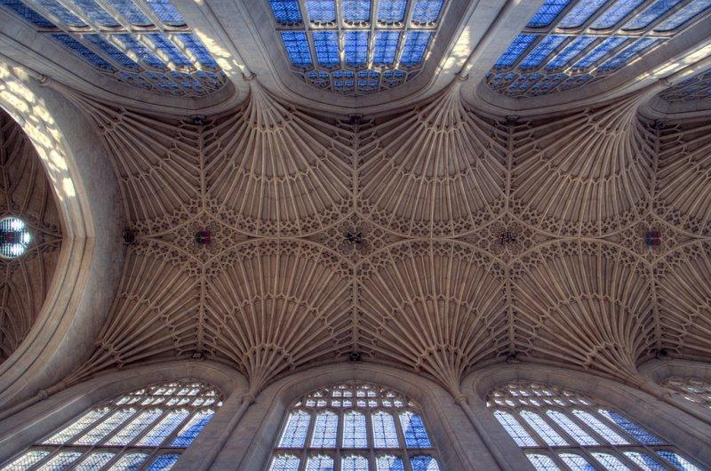 Bath Abbey Ceiling Vaulting