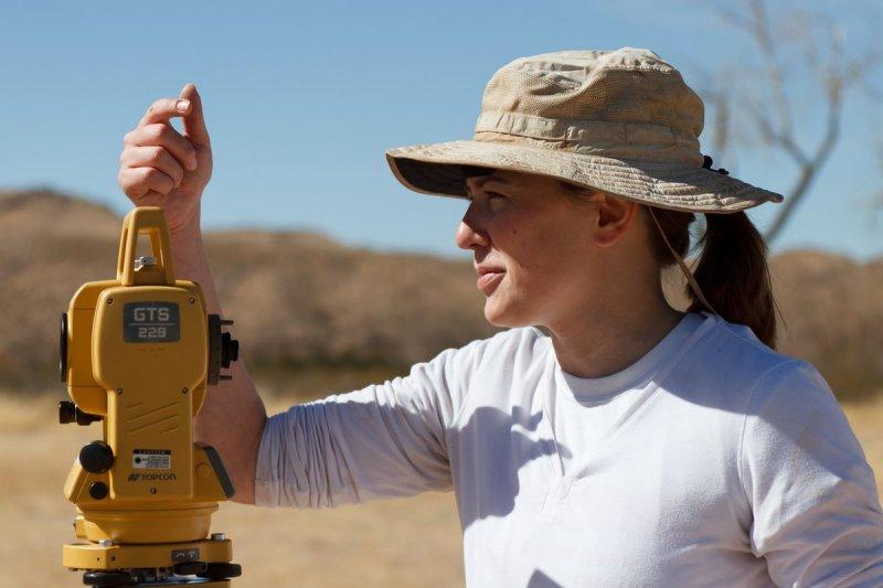 Erin Schmidt (Archaeology mapping class)