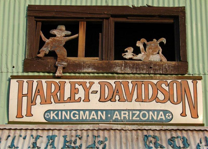 On the road to Death Valley -- Kingman, AZ #5