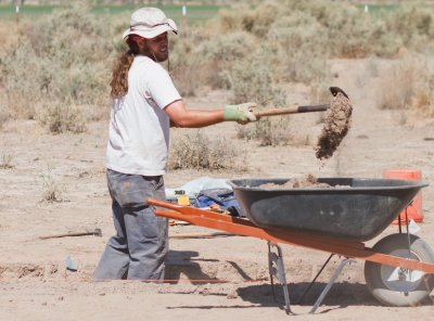 Marc Paalvast (Archaeology field school)