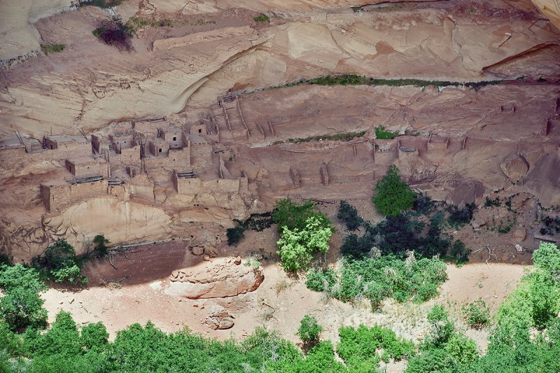 The Navajo National Monument