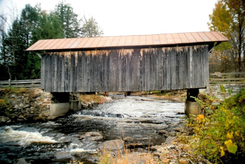 Salisbury Center Bridge