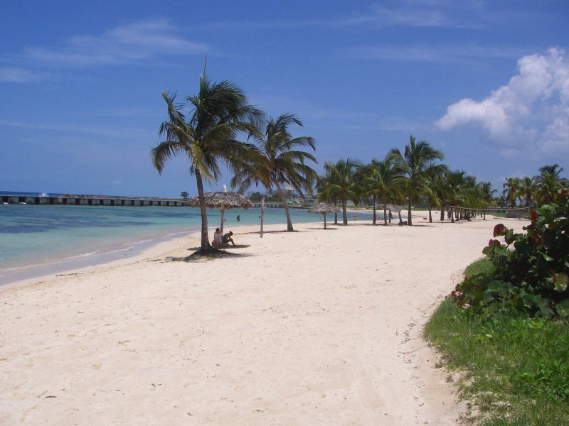 Playa Giron, Bahia de Cochinos, CUBA