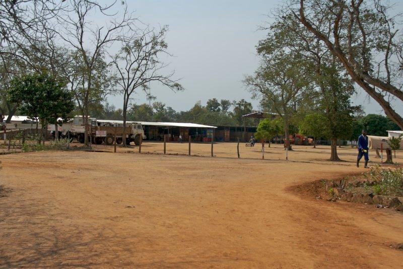 Axmin Mining Camp