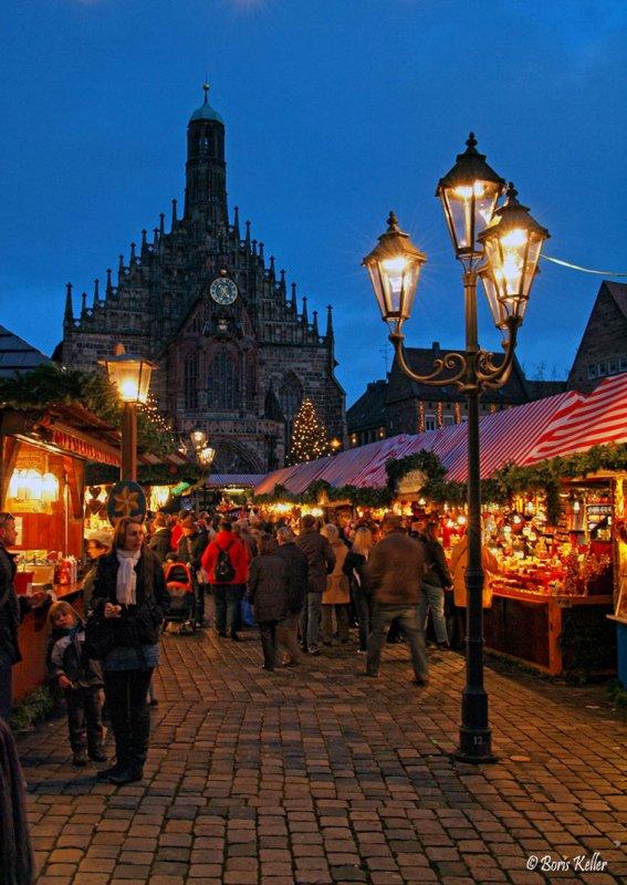 Nürnberg Christkindlesmarkt