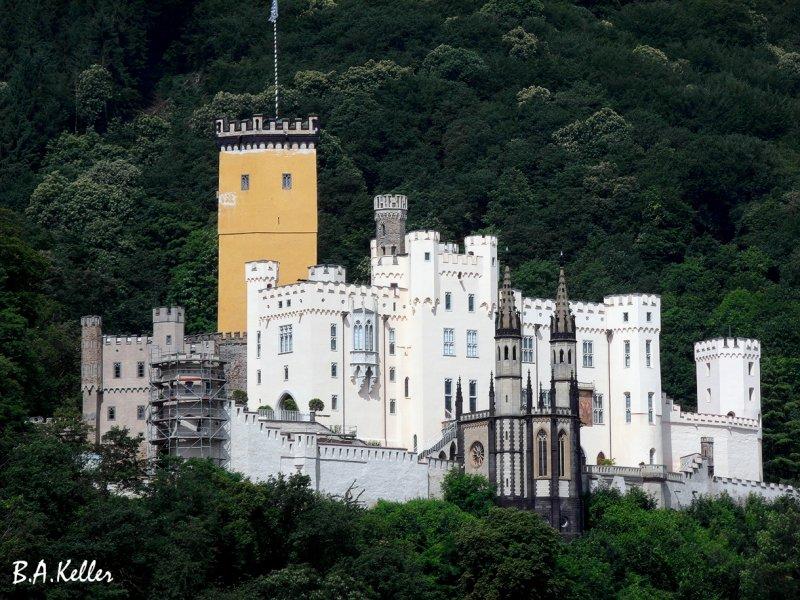 Burg Stolzenfels am Rhein