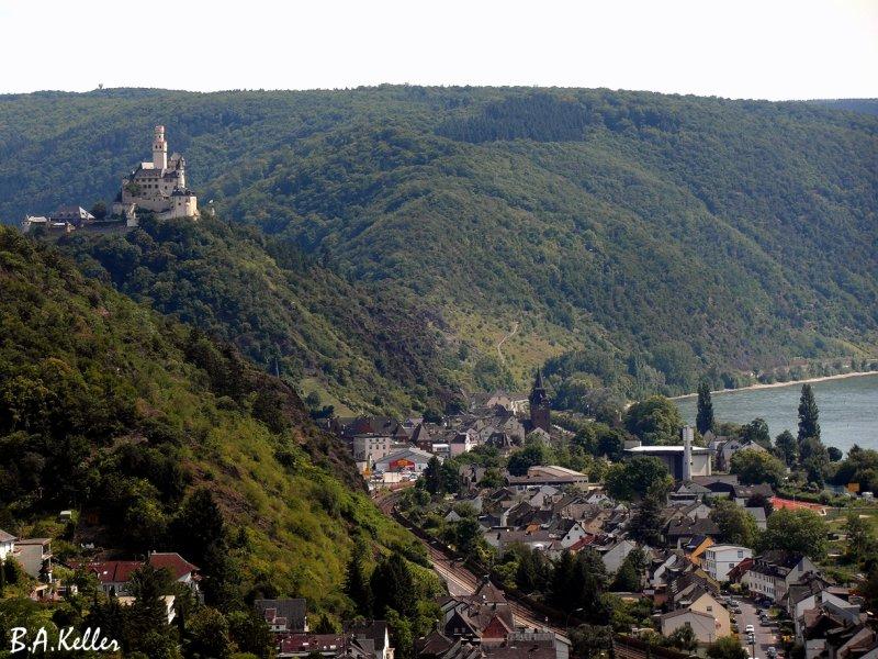 ..along the Rhine river