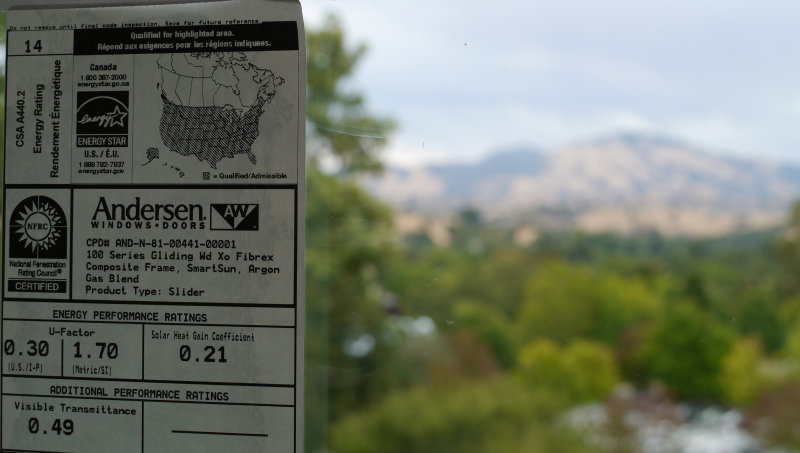 Environmental Sticker