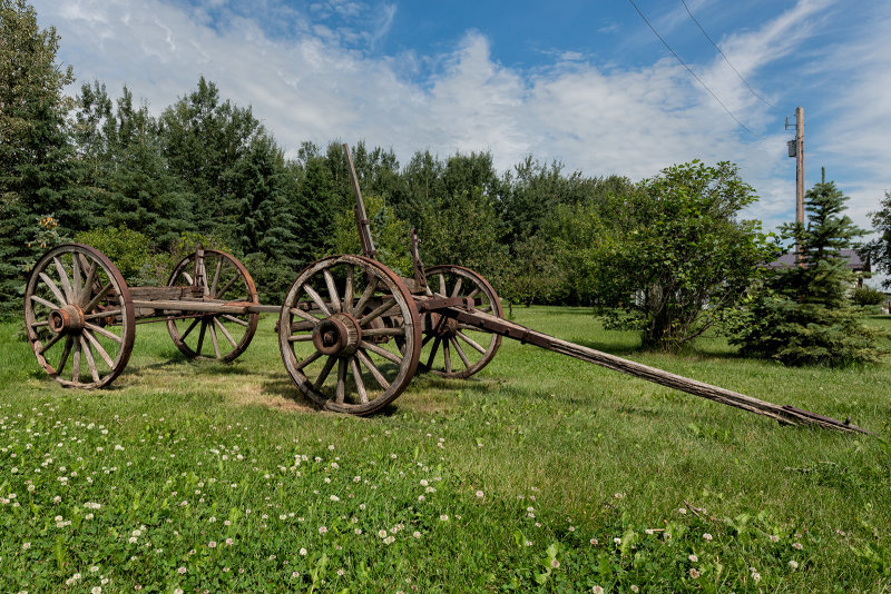 Homestead Farm Wagon