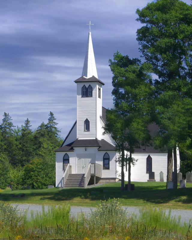 ST. BARNABAS, Head Chezzetcook, Nova Scotia