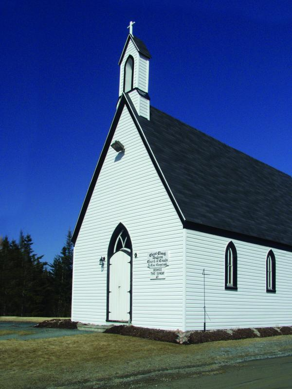 Christ Church, Lower East Chezzetcook, NS