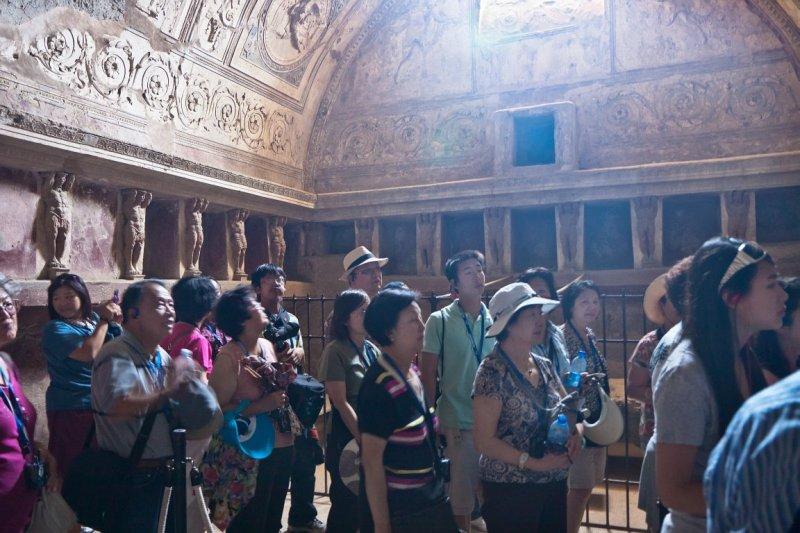 Pompeii Public Bath