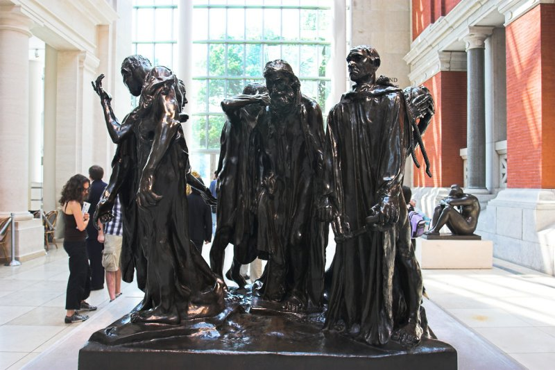 The Burghers of Calais