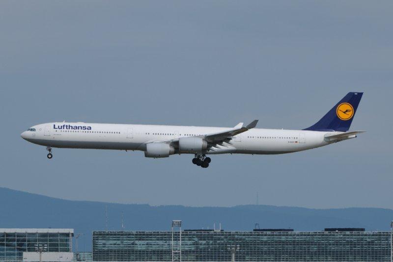 Lufthansa Airbus A340-600 D-AIHY