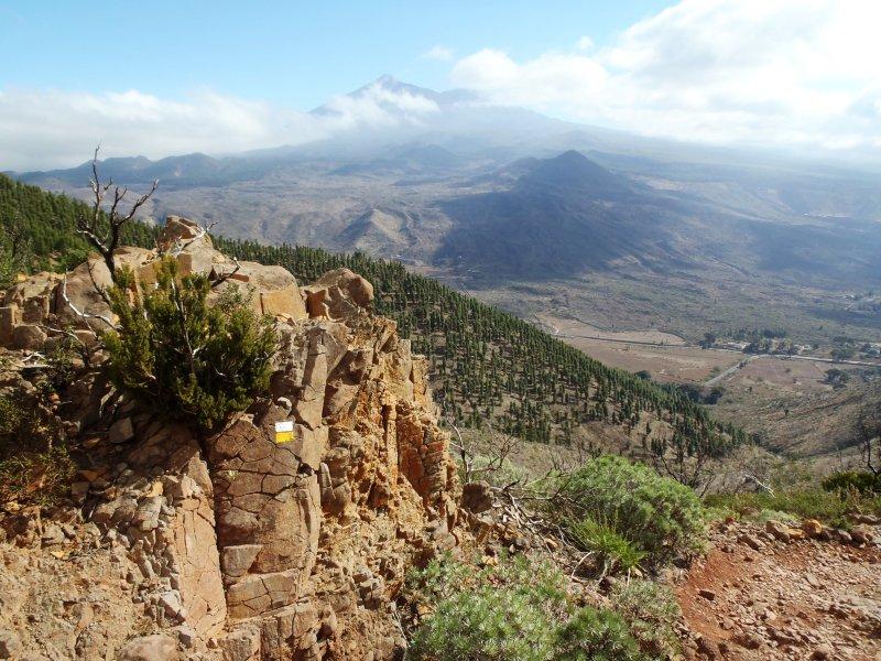 El Teide massif
