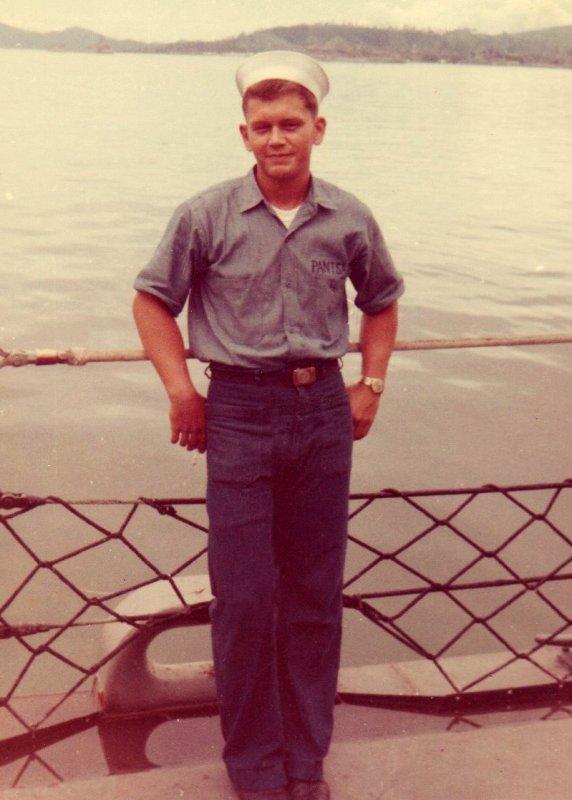 Subic Bay, Philippines, 1965