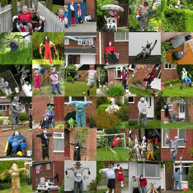 - 26th June 2006 - Scarecrow Trail