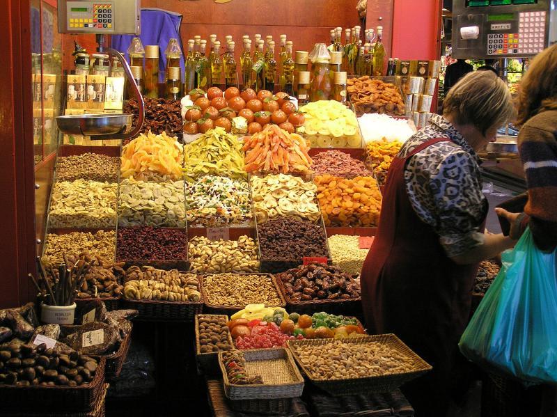 Barcelona -boqueria driedfruit.JPG