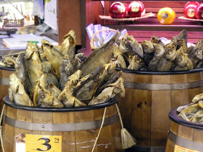 Israel - dried fish at TivTaam1.JPG