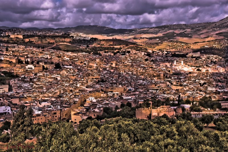 The Medina of Fes