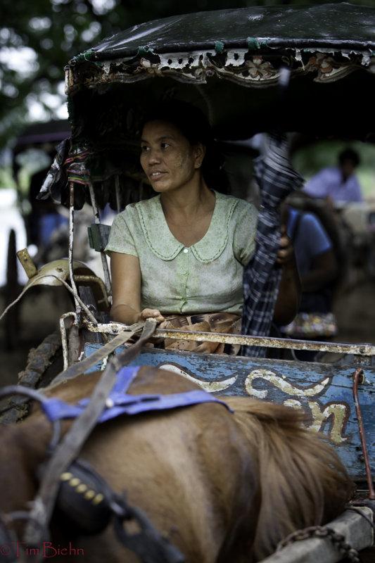 Burma Taxi