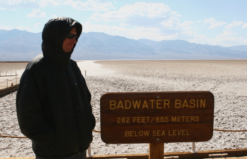 Badwater, Baby!