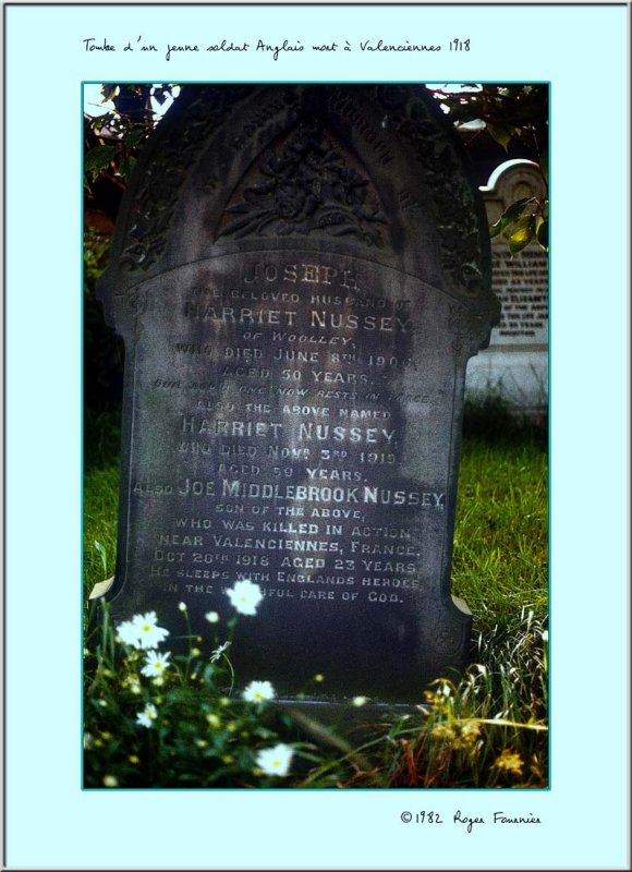 Tombe Wooley Yorkshire