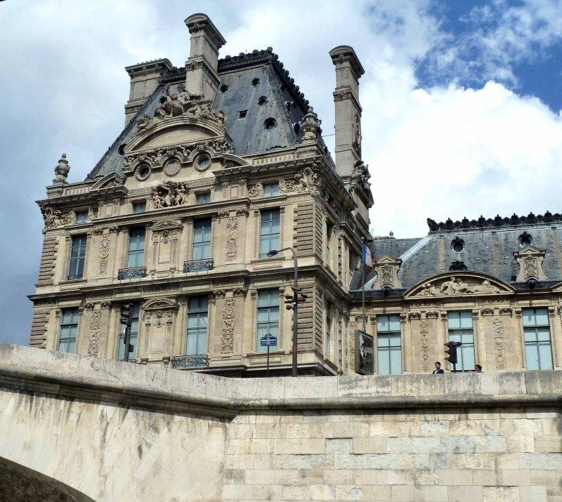 The Louvre (1202-1546), Paris