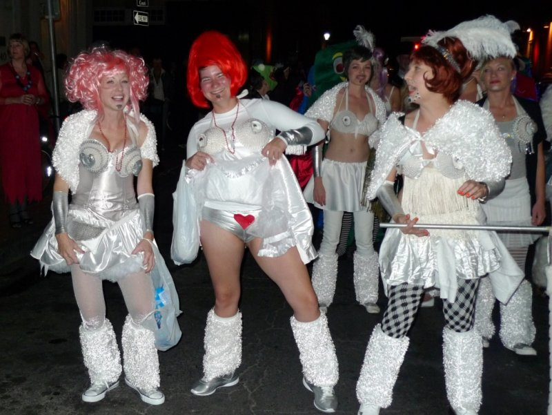 Mollys Halloween Parade