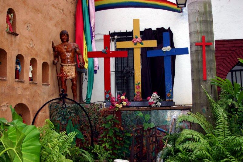 Santería, Ciudad Colonial, Dominican Republic