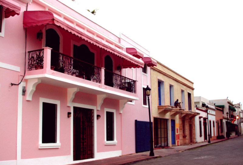 Calle Las Damas, Ciudad Colonial, Dominican Republic