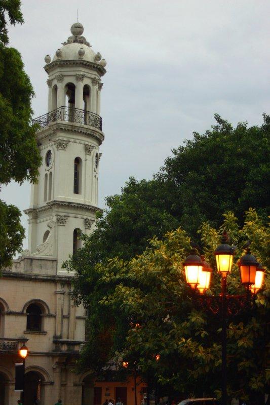 Parque Colón, Ciudad Colonial, Dominican Republic