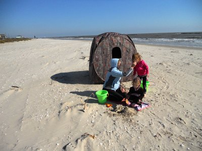 Home Base on the Beach