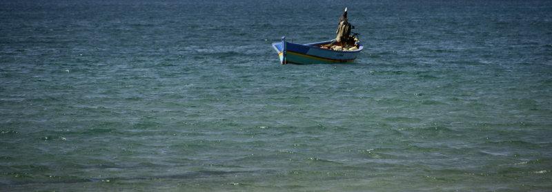<B>Afloat</B> <BR><FONT SIZE=2>Hammamet, Tunisia - 2008</FONT>