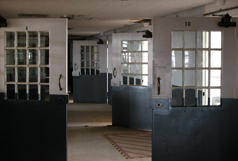 Prison Infirmary