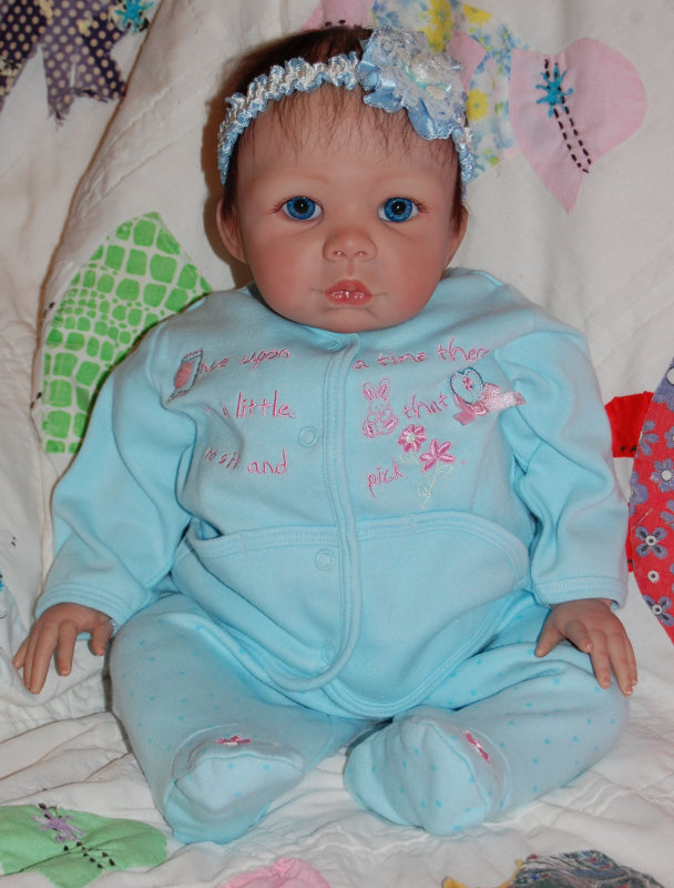 Sudella - Baby that was sent to my Dolly Hospital for repairs