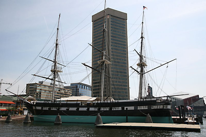 Tall boat, Baltimore