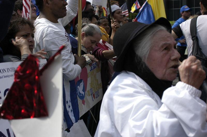 043 Nueva York - Marcha Pro Inmigrantes