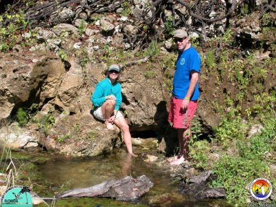 Ann Tihanskys Feet in Spring Water.JPG