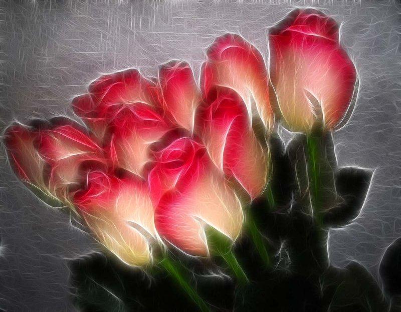 pink n white ones