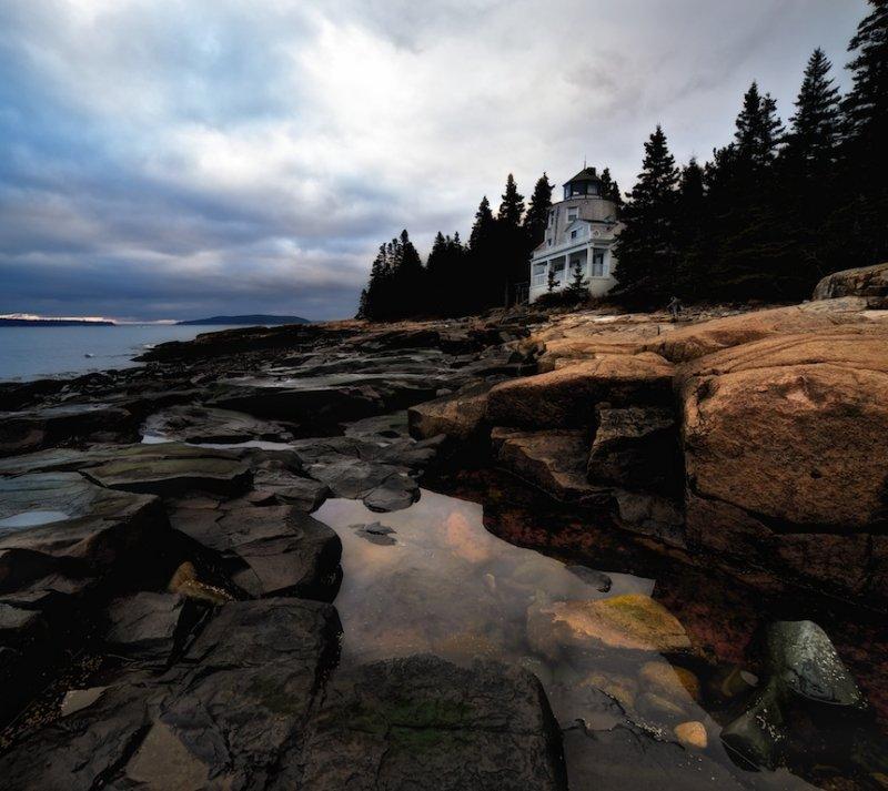 Winter Harbor Maine