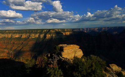 579 Grand Canyon Bright Angel Point Sunset 4.jpg